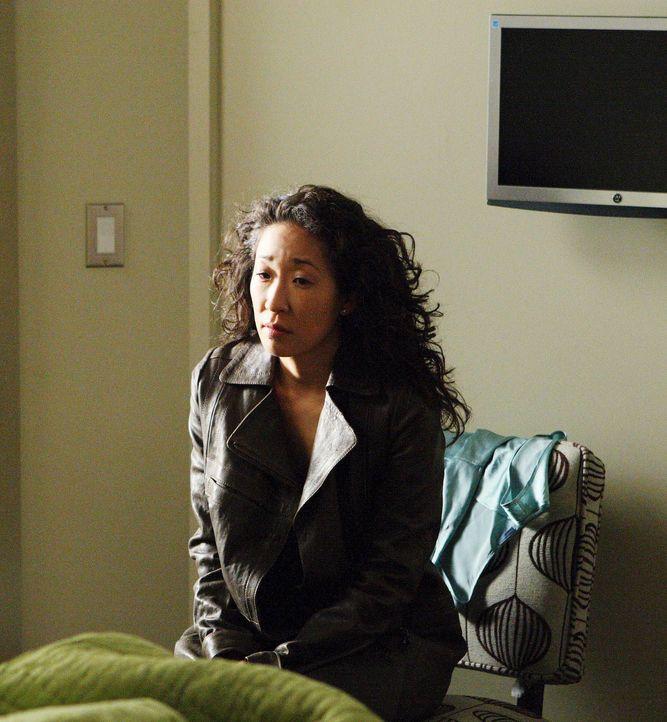 Cristina (Sandra Oh) und Owen haben die Nacht miteinander verbracht. Obwohl Cristina weiß, dass Owen große Probleme hat, sieht es so aus, als wür... - Bildquelle: Touchstone Television