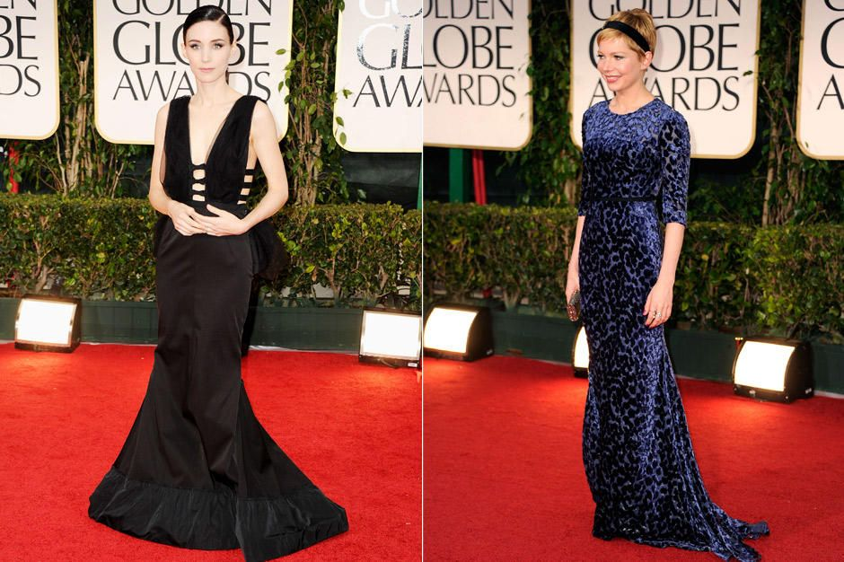 rooney-mara-michelle-williams-12-01-15-getty-afpjpg 940 x 626 - Bildquelle: getty-AFP
