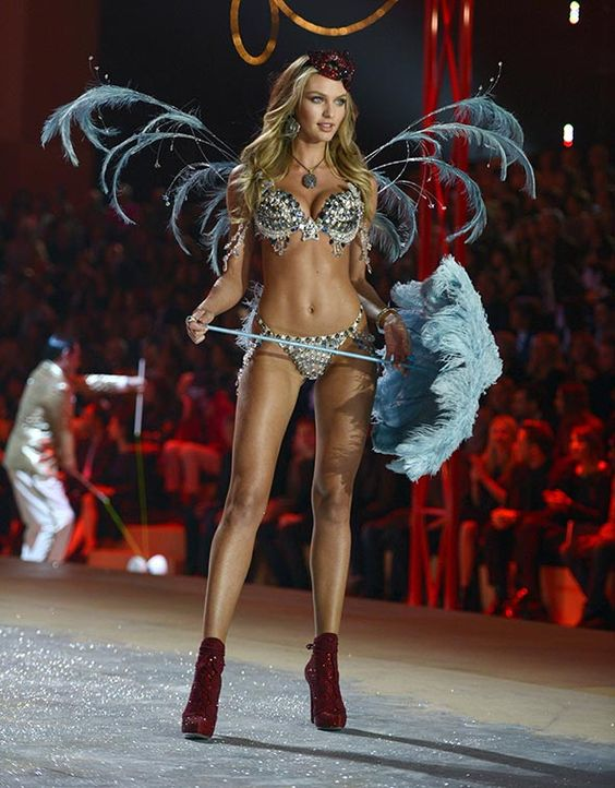 Candice Swanepoel Victoria's Secret Fashion Show - Bildquelle: AFP