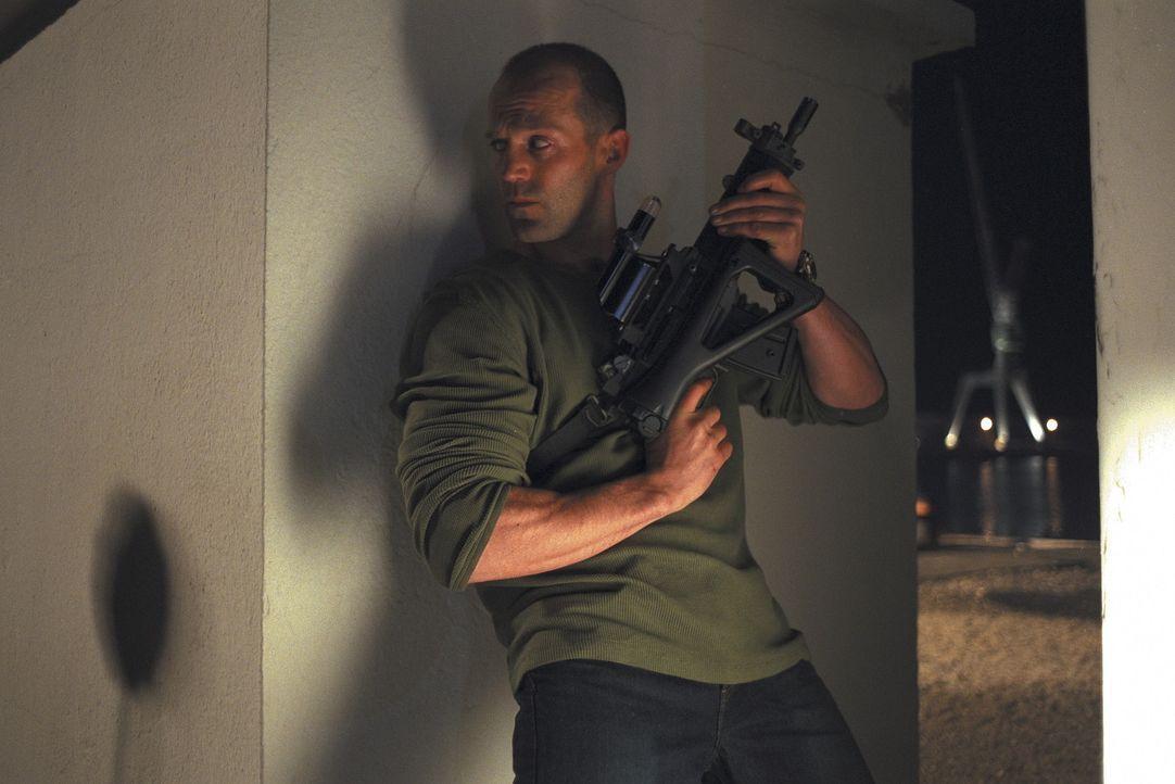 Mit seiner menschlichen Fracht an Bord handelt sich Frank (Jason Statham) kräftig Ärger ein. Sowohl mit der Polizei, als auch mit einem Menschenh - Bildquelle: Twentieth Century Fox Film Corporation