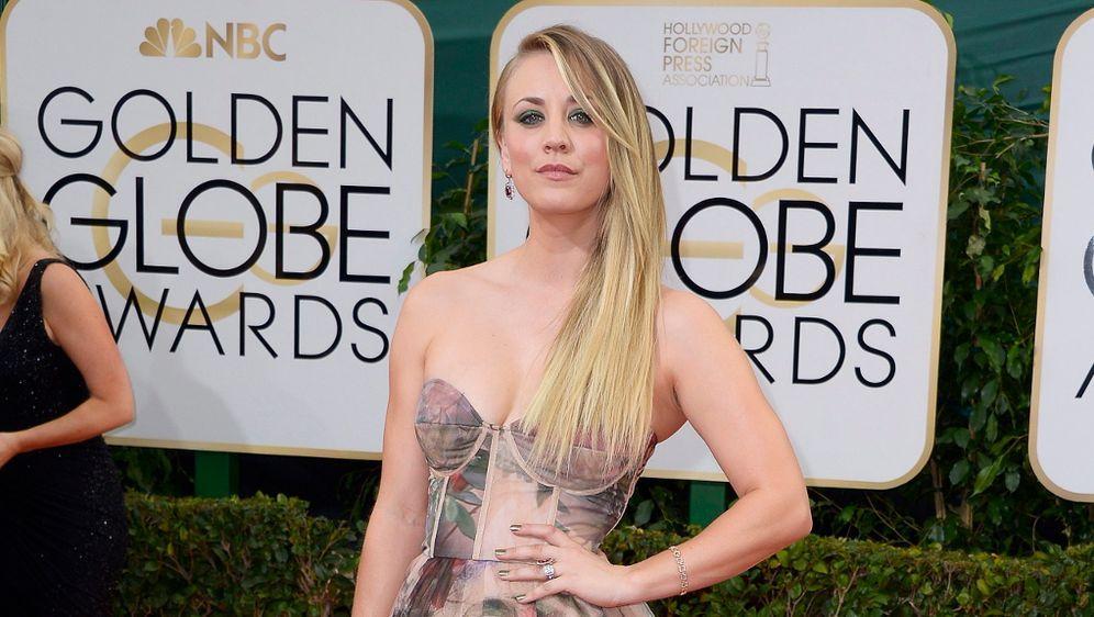The Big Bang Theory-Star Kaley Cuoco-Sweeting:Keine