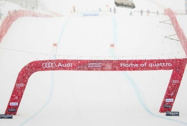 In Altenmarkt-Zauchensee herrscht Schnee-Chaos