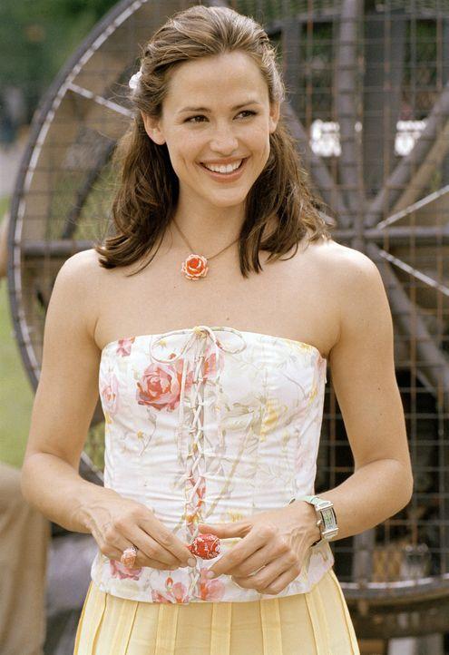 Es war einmal ... im Jahre 1987. Da erwachte die 13-Jährige Jenna (Jennifer Garner) im Jahr 2004 - im schicksten Appartement Manhattans und im Körpe... - Bildquelle: Sony Pictures Television International. All Rights Reserved.
