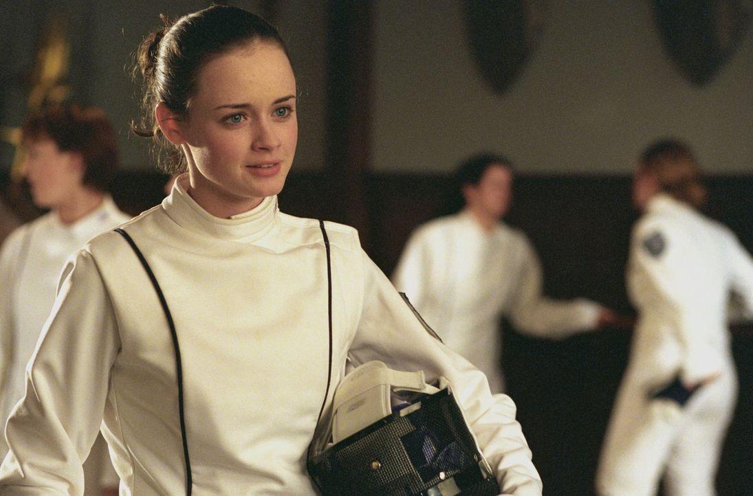 Lorelai und Sookie besuchen ein Seminar für Hotelmanagement und treffen dort auf alte Bekannte. Unterdessen glaubt Paris, dass Rory (Alexis Bledel)... - Bildquelle: 2002 Warner Bros.