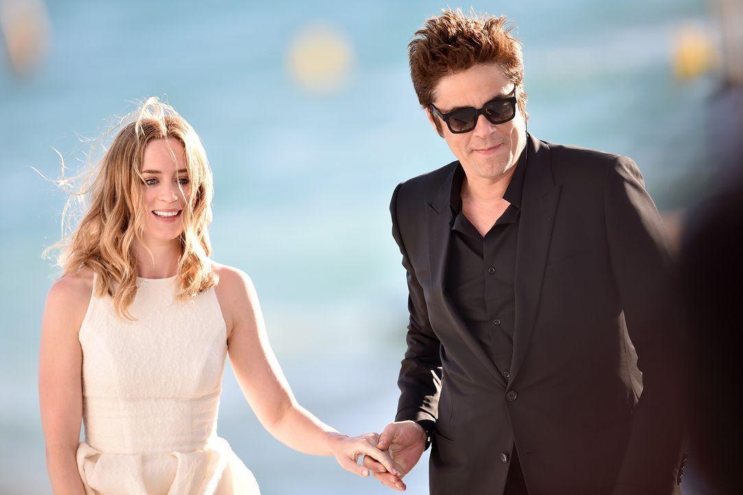 Cannes-Film-Festival-Emily-Blunt-Benicio-Del-Toro-15-05-20-AFP - Bildquelle: AFP