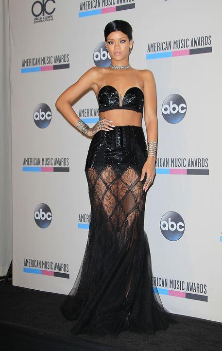 Rihanna - Bildquelle: Adriana M. Barraza/WENN.com