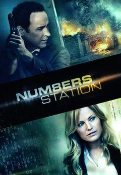 Numbers Station - NUMBERS STATION - Artwork - Bildquelle: 2012 Universum Film...