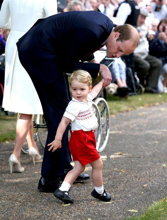 Taufe-Prinzessin-Charlotte-15-07-05-11-AFP - Bildquelle: AFP