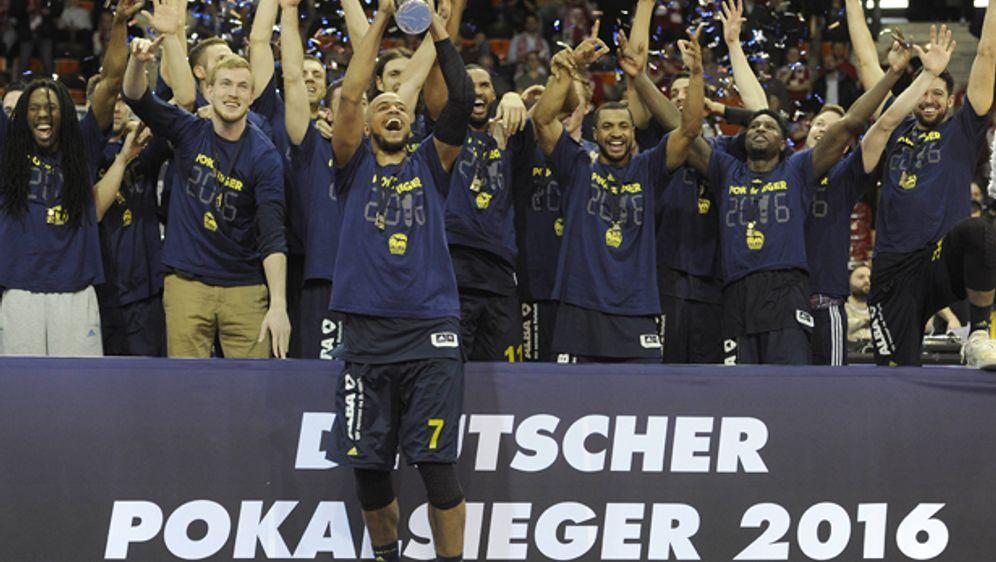 Triumphierte 2016 beim TOP FOUR: ALBA Berlin. - Bildquelle: imago/Sven Simon