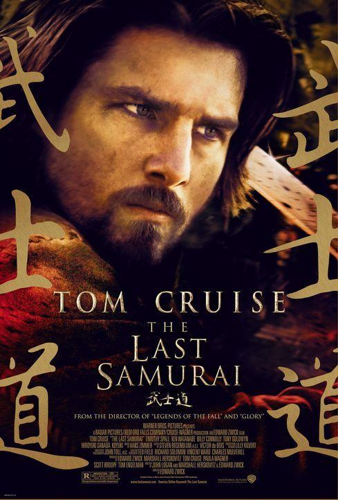 Last Samurai - Plakatmotiv - Bildquelle: Warner Bros.