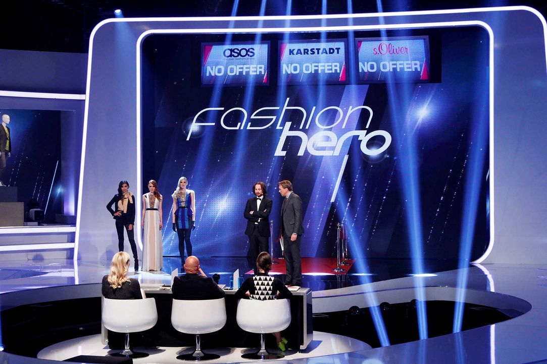 Fashion-Hero-Epi06-Show-71-Richard-Huebner - Bildquelle: Richard Huebner