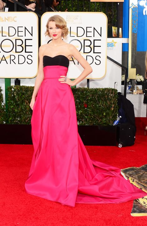 Golden-Globes-Red-Carpet-10-AFP - Bildquelle: AFP