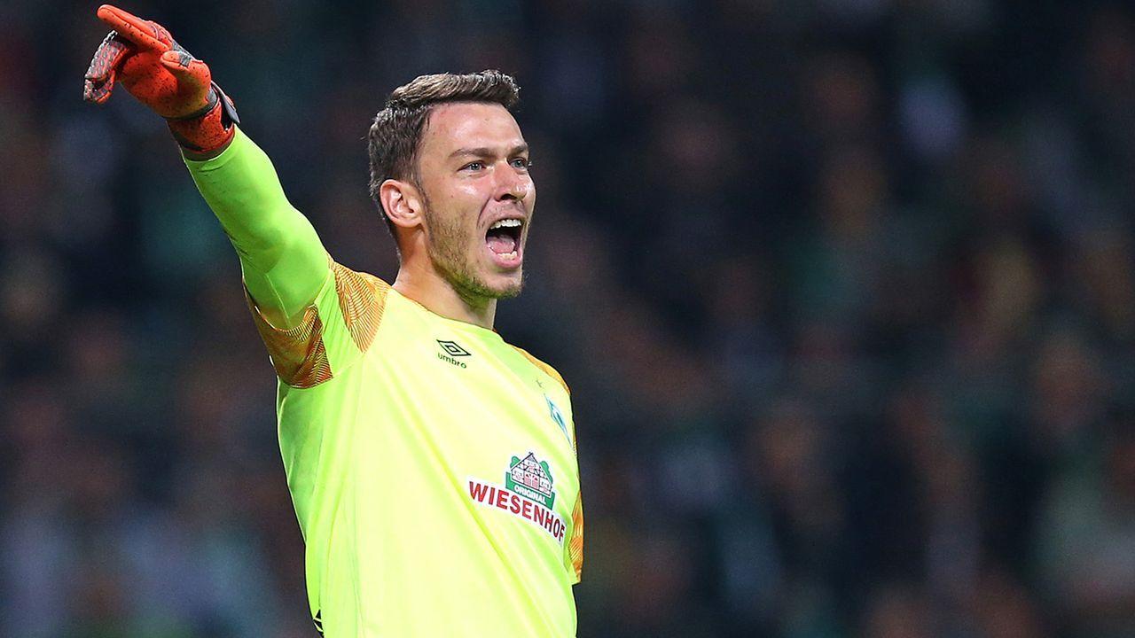 Jiri Pavlenka (SV Werder Bremen) - Bildquelle: 2018 Getty Images