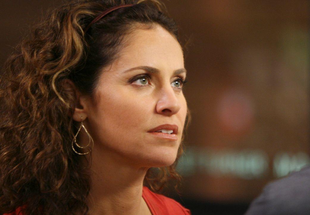 Violet (Amy Brenneman) erkennt, dass Allan erneut nur mit ihr spielt und sie sich in ihm geirrt hat ... - Bildquelle: 2007 American Broadcasting Companies, Inc. All rights reserved.