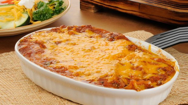 Schnitzel-Lasagne