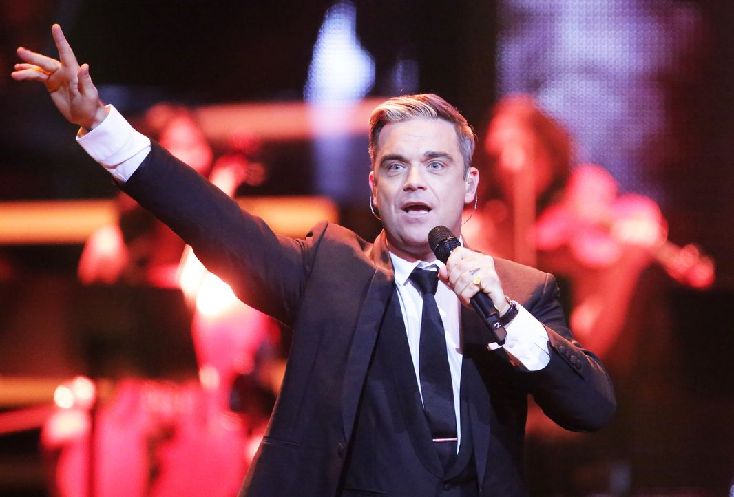 Bambi-Robbie-Williams2-13-11-14-dpa - Bildquelle: dpa