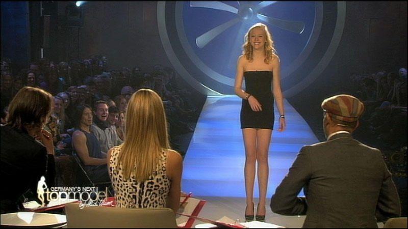 gntm-staffel07-episode-01-032jpg 800 x 450 - Bildquelle: ProSieben