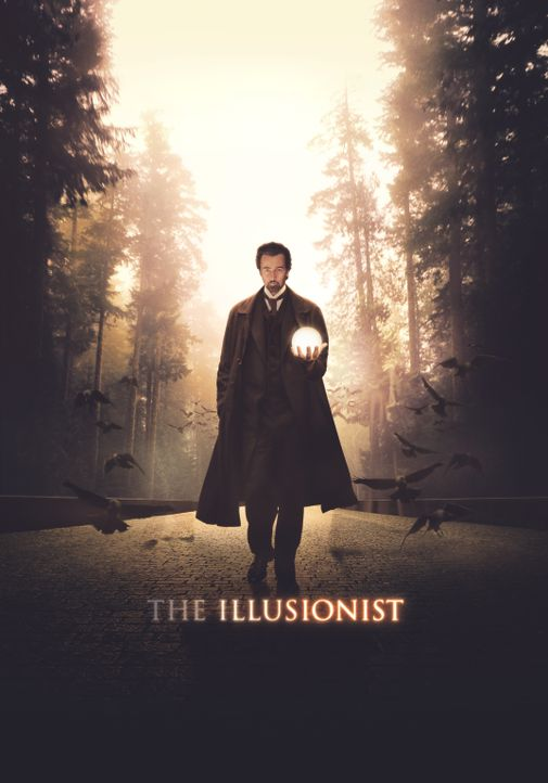 THE ILLUSIONIST - Plakatmotiv