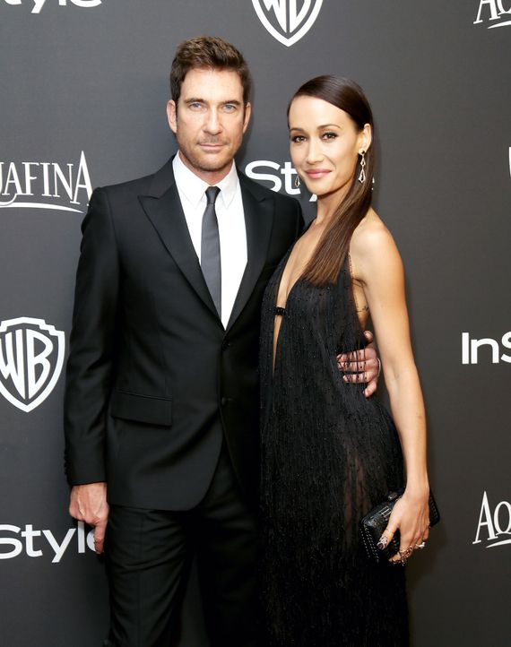 Dylan-McDermott-Maggie-Q-150111-1-getty-AFP - Bildquelle: getty-AFP