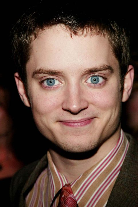 Elijah Wood 2003 - Bildquelle: Evan Agostini / GETTY IMAGES NORTH AMERICA / Getty Images/AFP