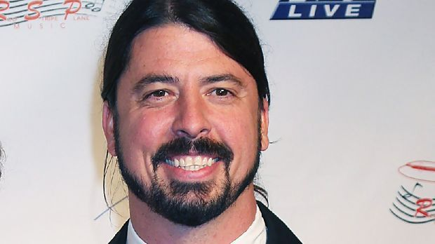 Biografie: Dave Grohl