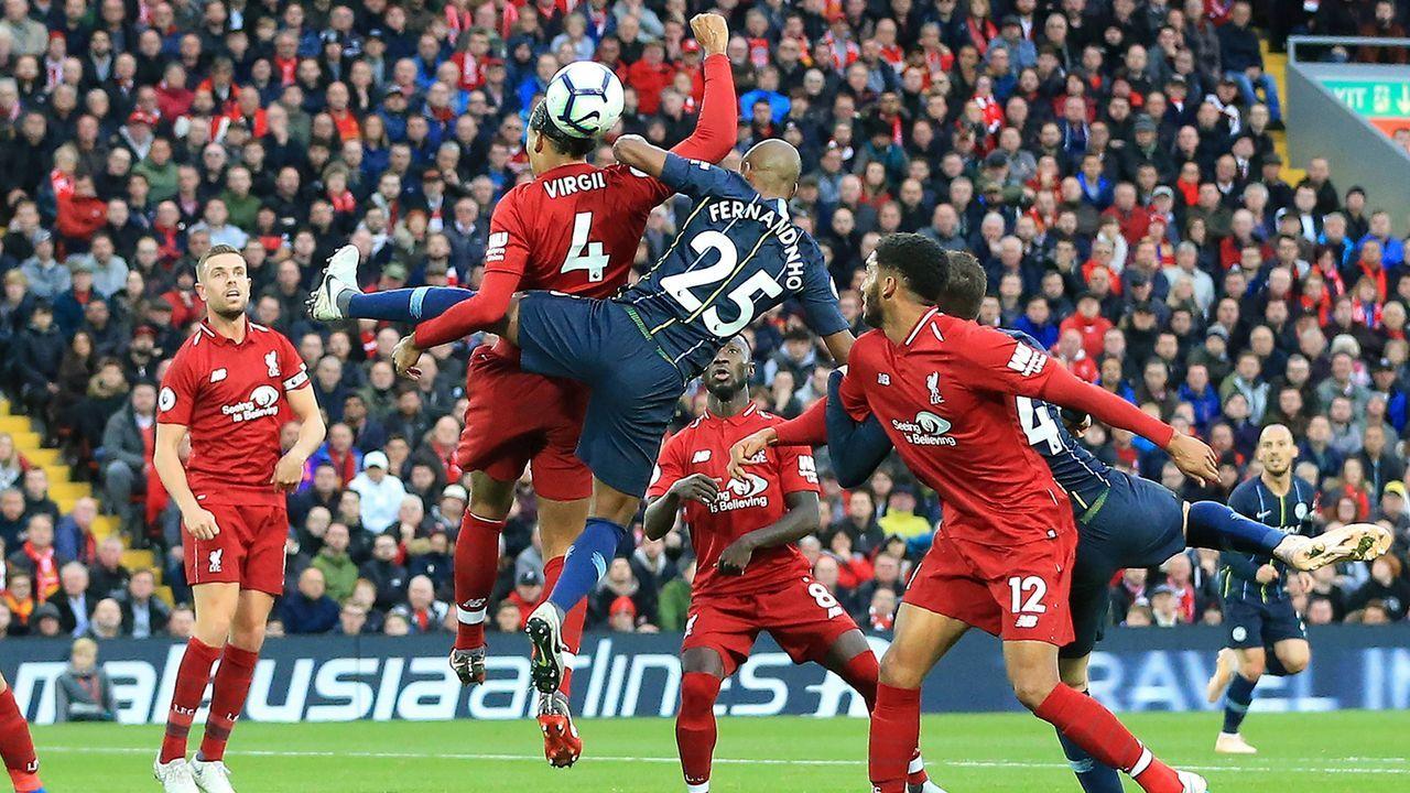 Platz 1: FC Liverpool (England) - Bildquelle: Imago