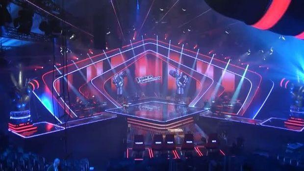 The Voice of Germany - Erklärung der Liveshows