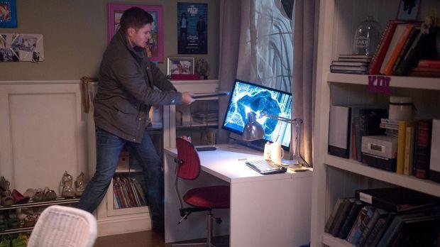 Erkennen Sam und Dean (Jensen Ackles) zu spät, wie sich der rachsüchtige Geis...