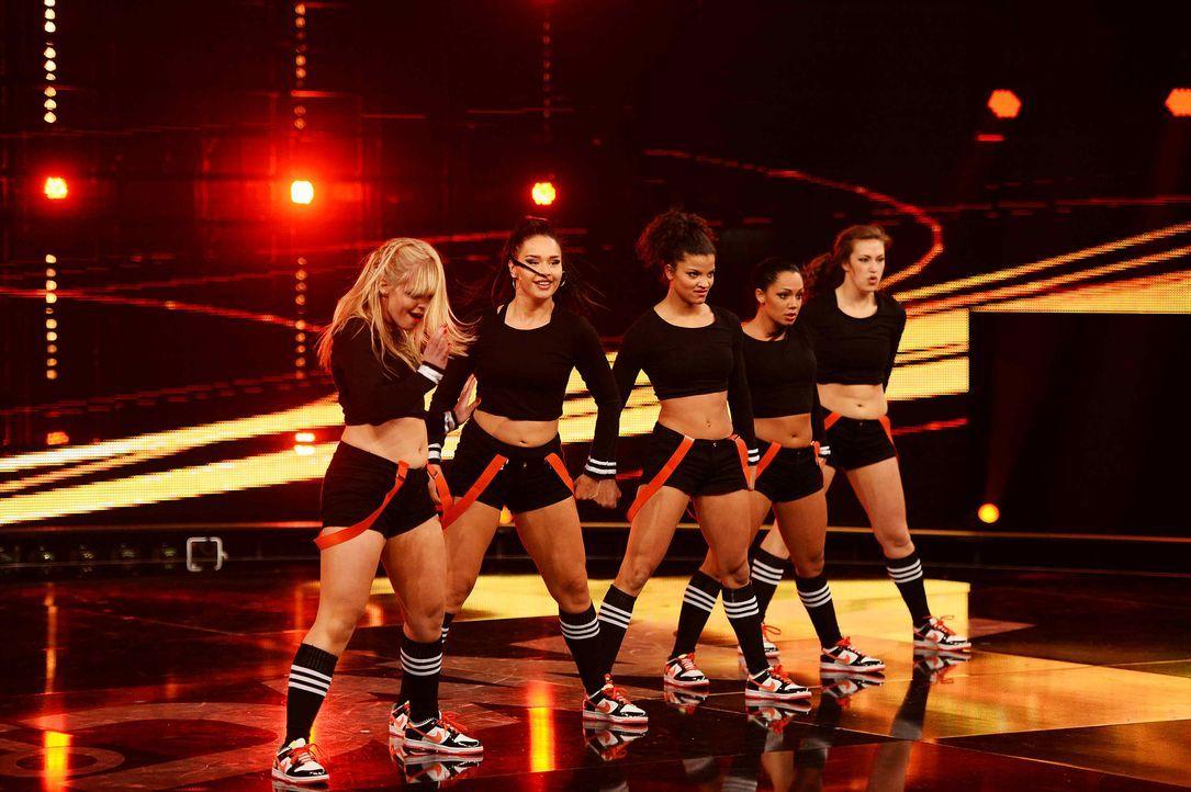 Got-To-Dance-Banging-Boots-05-SAT1-ProSieben-Willi-Weber - Bildquelle: SAT.1/ProSieben/Willi Weber