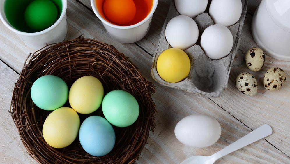 Ostereier Kochen Ohne Dass Sie Platzen Sat1 Ratgeber