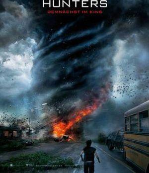 Storm Hunter Poster