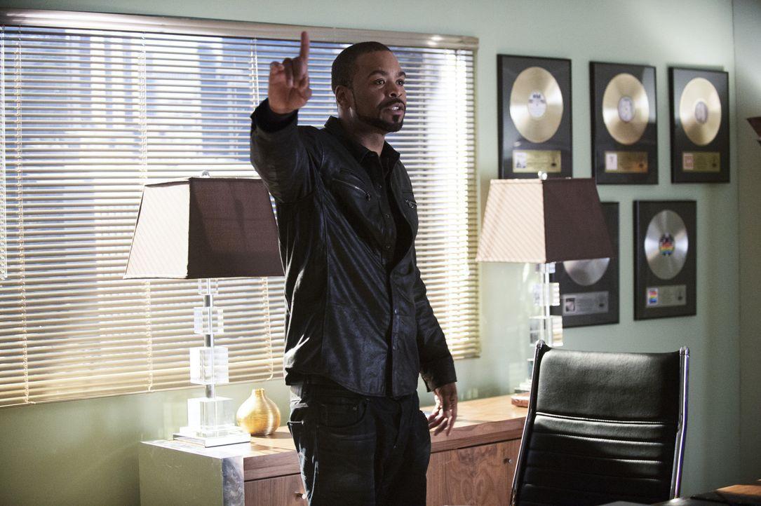 Was führt Lucky the King (Method Man) im Schilde? - Bildquelle: Neil Jacobs 2014 CBS Broadcasting, Inc. All Rights Reserved