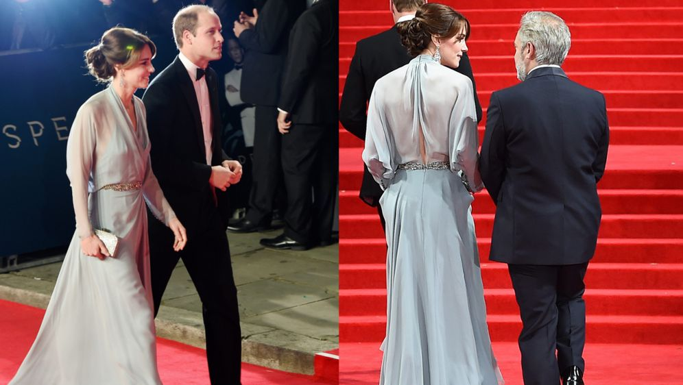 Kate Middleton macht auf \