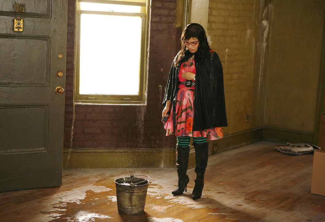 Es ist nicht alles Gold, was glänzt: Betty (America Ferrera) ... - Bildquelle: 2008   ABC Studios