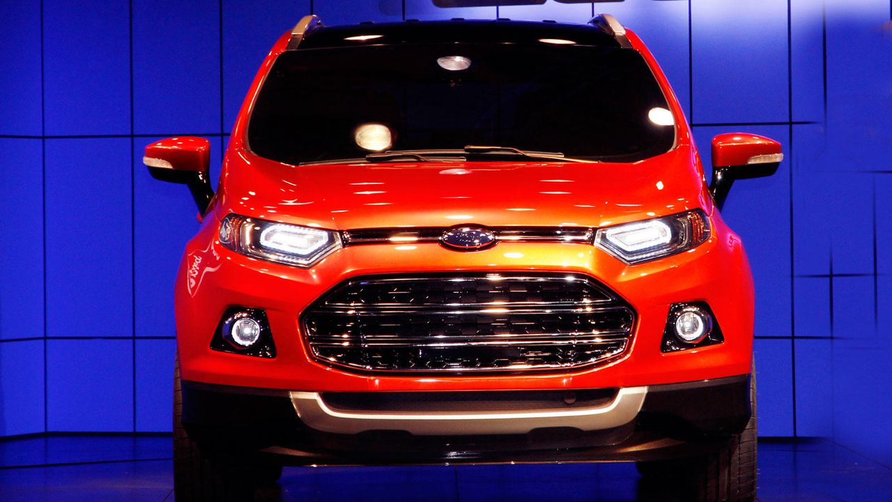 Ford Eco Sport - Bildquelle: Ford