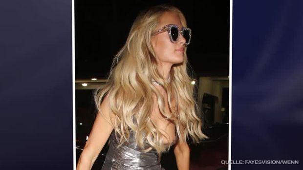 Paris Hilton Blitzer