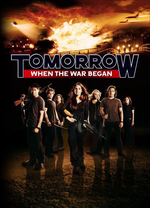 TOMORROW, WHEN THE WAR BEGAN - Plakatmotiv - Bildquelle: Splendid Film