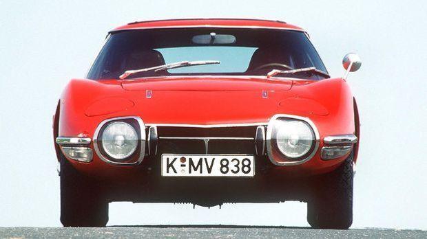 Klassiker mit besonderem Kult-Faktor: Toyota 2000 GT