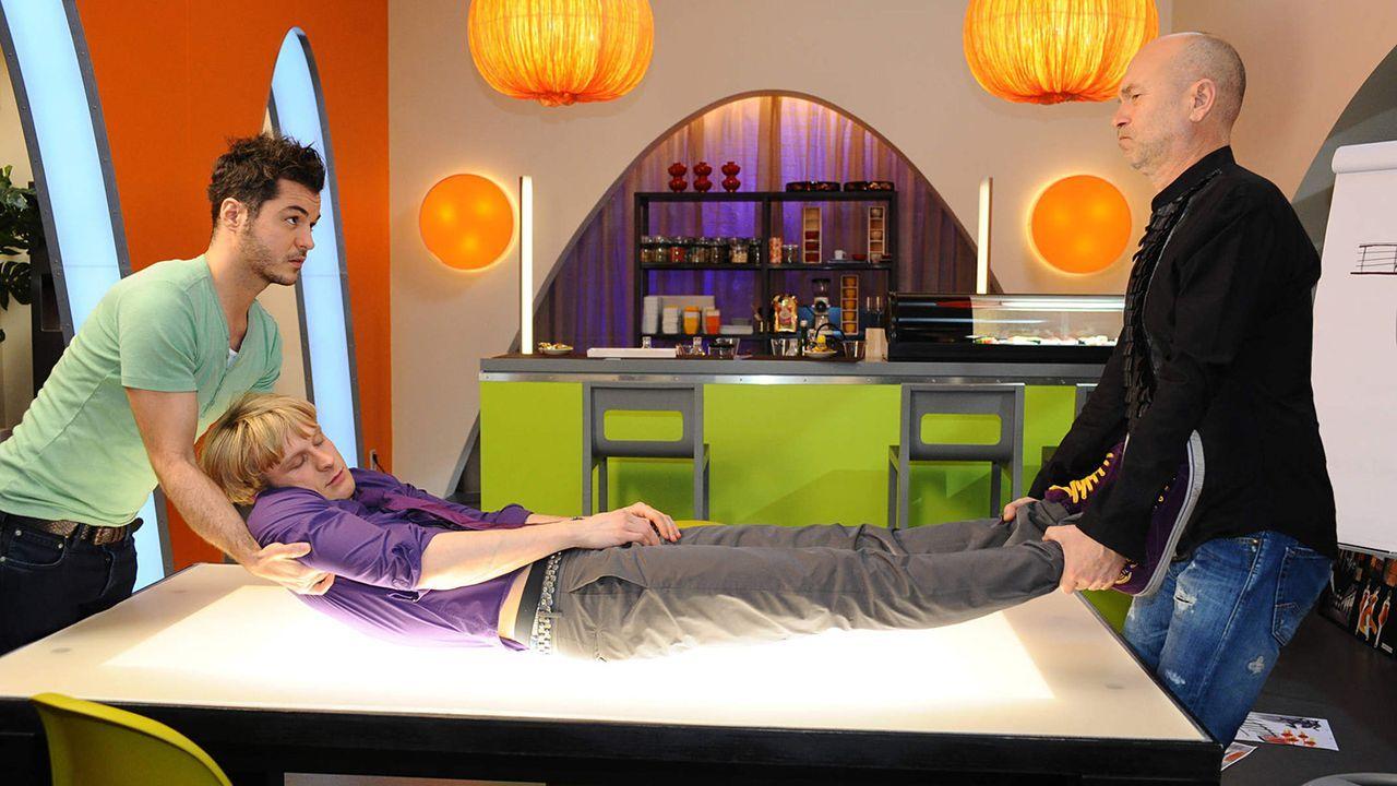 Anna-und-die-Liebe-Folge-660-01-Sat1-Oliver-Ziebe - Bildquelle: Sat1/Oliver Ziebe