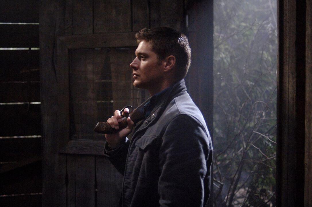Versucht dem mysteriösen Farmer auf die Spur zu kommen: Dean (Jensen Ackles) ... - Bildquelle: Warner Bros. Television