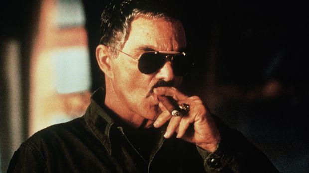 Ahnt nicht, dass die kurze Zeit der Ruhe vorbei ist: CIA-Direktor (Burt Reyno...