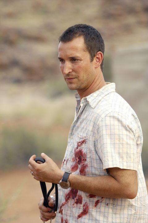 Carter (Noah Wyle) ist das Leid in Dafur, im Gegensatz zu Pratt schon gewohnt ... - Bildquelle: Warner Bros. Television