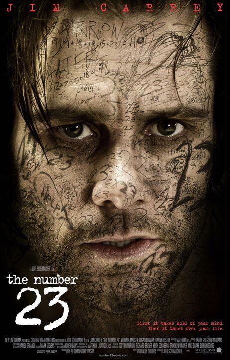 Number 23 - Plakatmotiv - Bildquelle: 2007 Warner Brothers