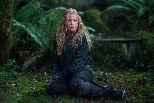 The 100 - Noch ahnt Clarke (Eliza Taylor) nicht, wem sie noch begegnen wird ....