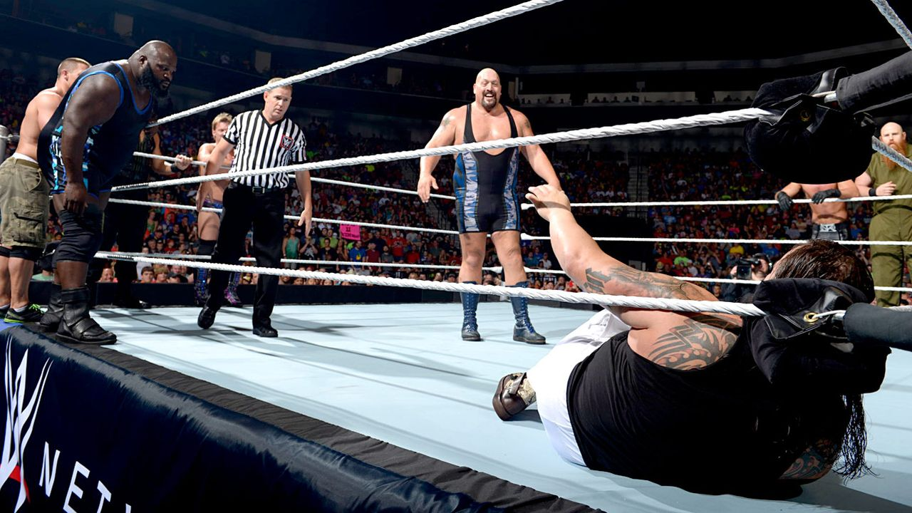 SmackDown 07. September1