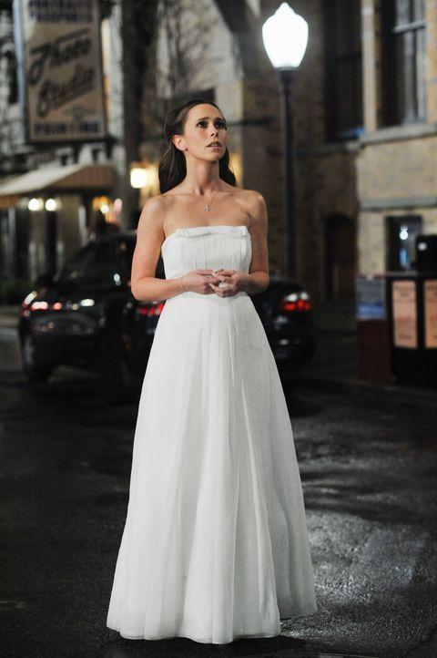 Jim hat eine Überraschung für Melinda (Jennifer Love Hewitt) vorbereitet ... - Bildquelle: ABC Studios