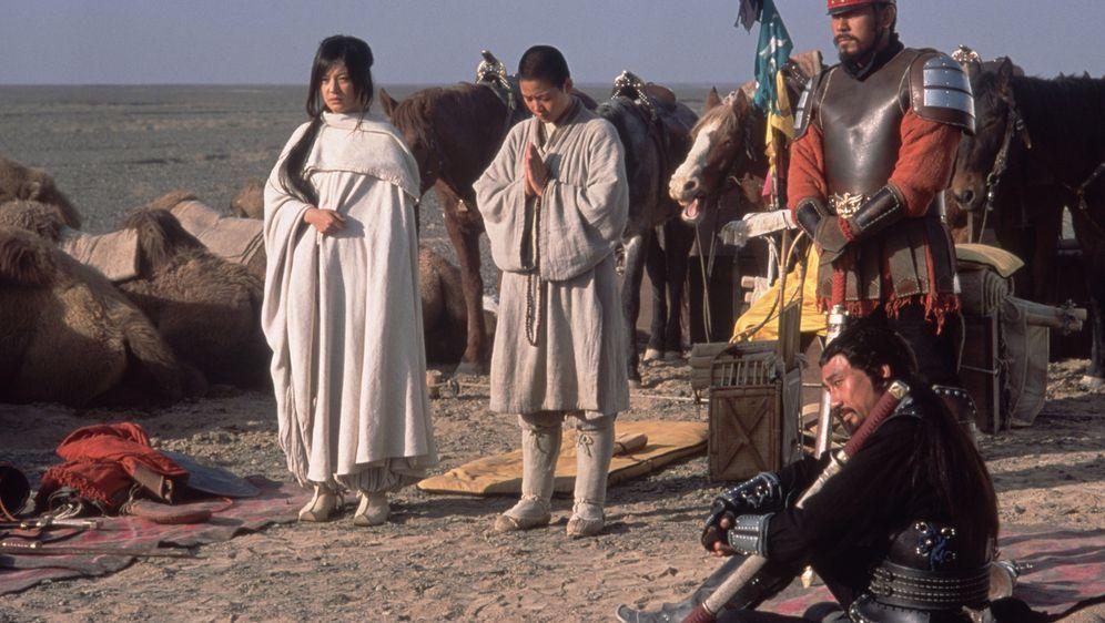 Wächter über Himmel und Erde - Bildquelle: Sony Pictures Television International. All Rights Reserved.