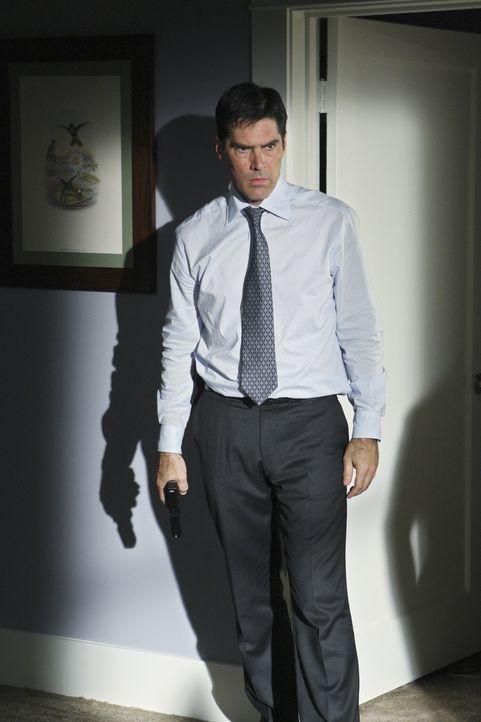 Ein Wettlauf mit der Zeit beginnt, denn der Reaper hat es auf die Familie von Agent Hotch (Thomas Gibson) abgesehen ... - Bildquelle: Touchstone Television