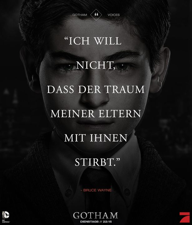 Gotham_Voices_Stimmen_der_Stadt_Zitate_Sprueche_Serie-(37) - Bildquelle: DC Comics / Warner Bros. Entertainment, Inc.