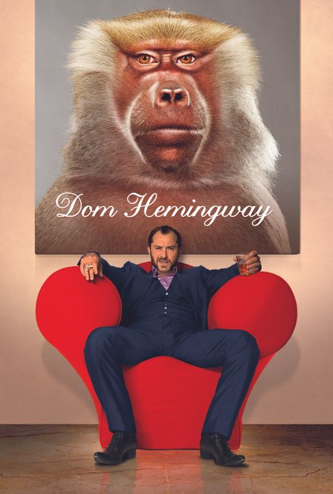 DOM HEMINGWAY - Artwork - Bildquelle: 2014 Twentieth Century Fox Film Corporation.  All rights reserved.